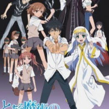 Toaru Majutsu no Index (A Certain Magical Index