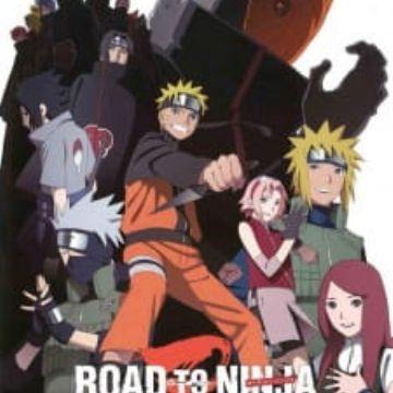 Naruto: Shippuuden Movie 6 - Road to Ninja - MyAnimeList net
