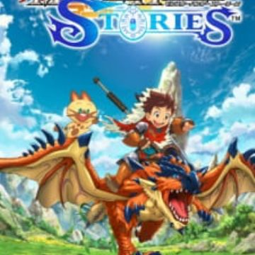 Monster Hunter Stories Ride On Myanimelist Net