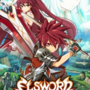 Elsword: El-ui Yeoin - MyAnimeList net