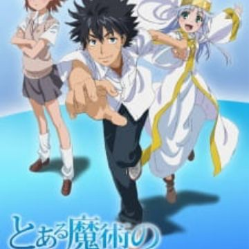 Toaru Majutsu no Index II (A Certain Magical Index II