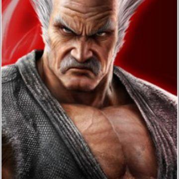 Heihachi Mishima Tekken Myanimelist Net