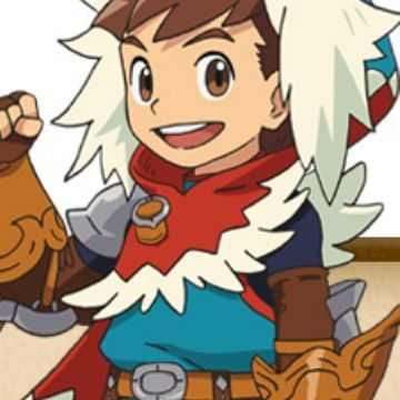Ryuto Monster Hunter Stories Ride On Myanimelist Net