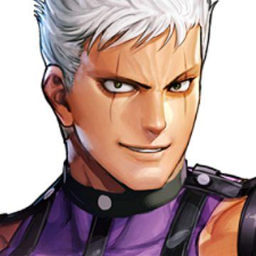 Krizalid The King Of Fighters A New Beginning Myanimelist Net