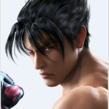 Jin Kazama Tekken Myanimelist Net