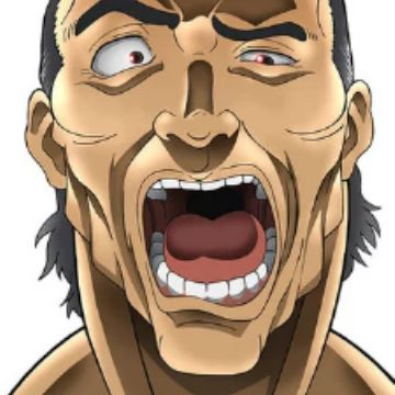 Ryuukou Yanagi (Baki: Most Evil Death Row Convicts Special