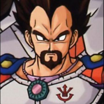 King Vegeta Dragon Ball Gt Myanimelist Net
