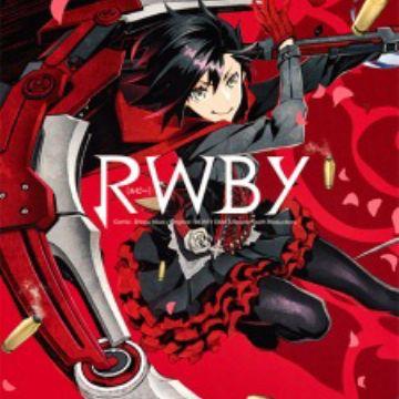 RWBY   Manga - MyAnimeList net