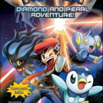 pokemon diamond and pearl episode 128