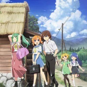 New Higurashi No Naku Koro Ni Tv Anime Unveils Supporting Cast Staff Myanimelist Net