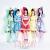 Japan's Weekly CD Rankings for Apr 4 - 10