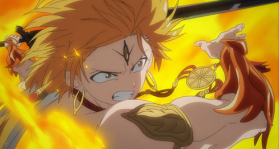 Top 25 Flaming Hot Anime Fire Users Myanimelistnet