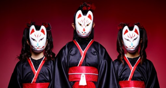 What Does The Fox Say The Meaning Behind The Kitsune Mask Myanimelist Net