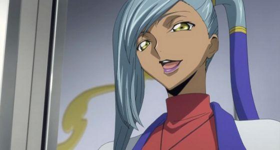 Top 10 Dark Skinned And Black Anime Characters Myanimelist Net