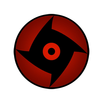 shape of uchiha shisui's mangekyou sharingan in naruto