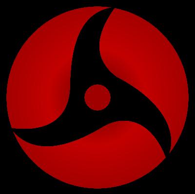 shape of uchiha itachi's mangekyou sharingan in naruto