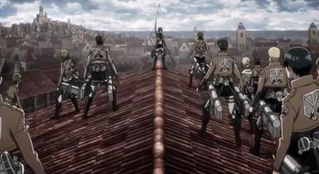 attack on titan Mikasa1