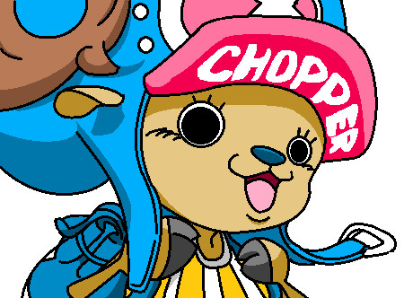 one piece character chopper