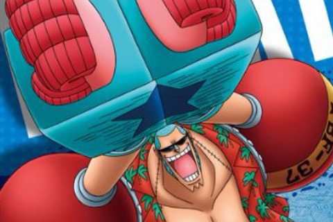 one piece character frankie