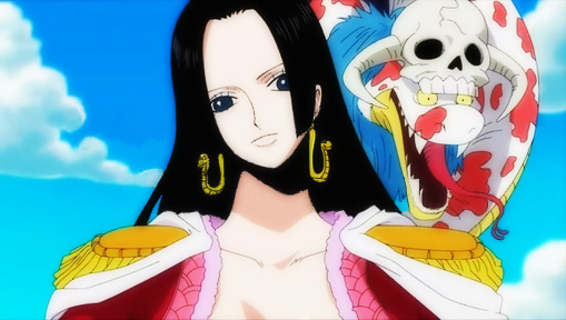 one piece character boa