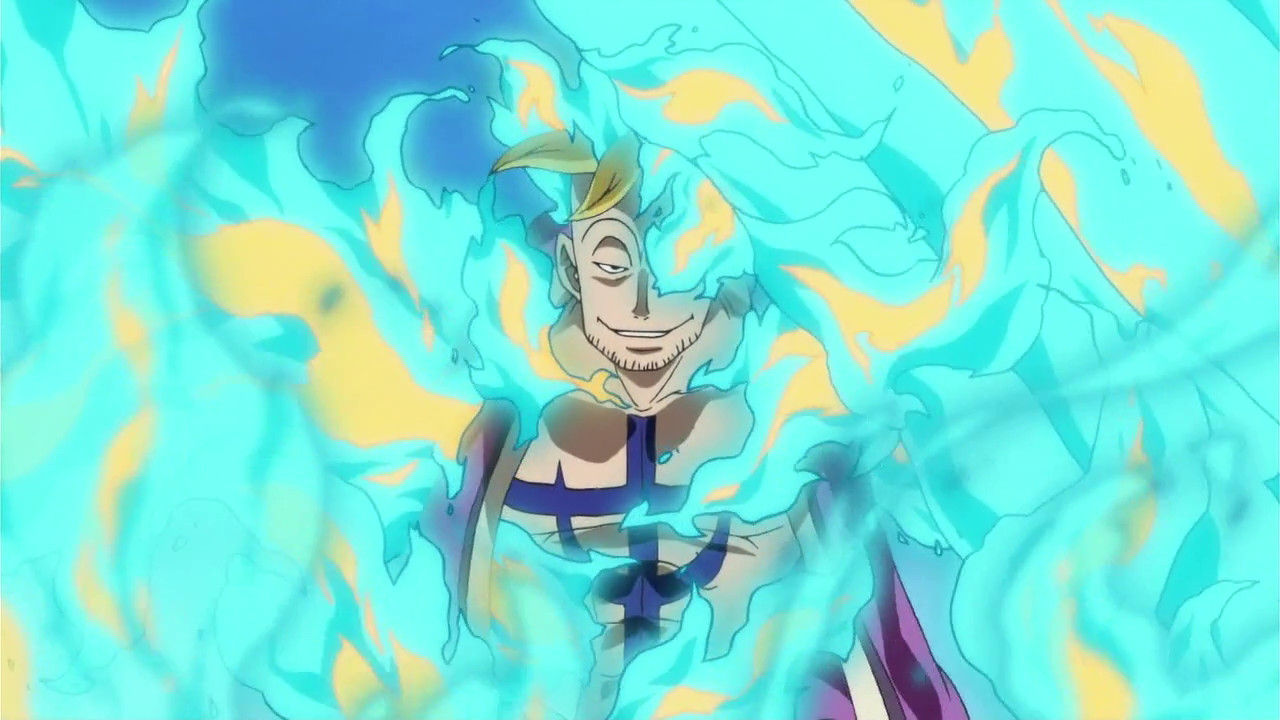 one piece character marco