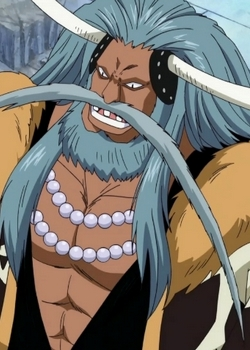 one piece character avalo