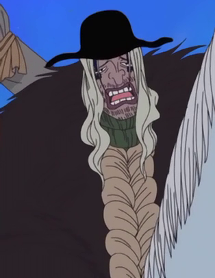 one piece character docq