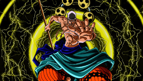 one piece character enel
