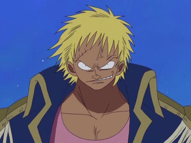 one piece character bellamy
