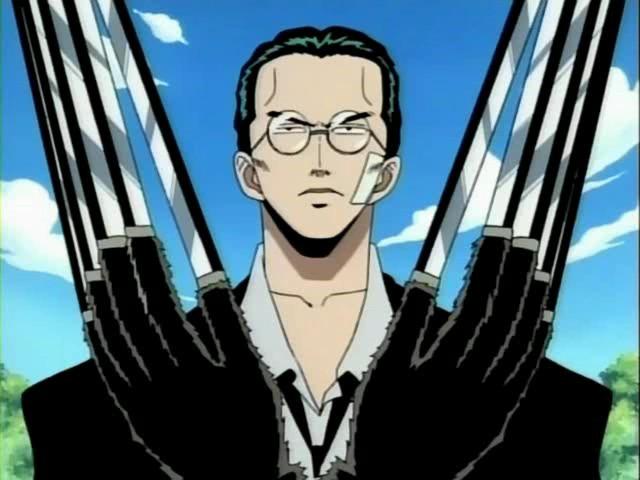 one piece character kuro
