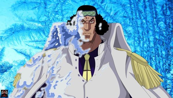 one piece character kuzan