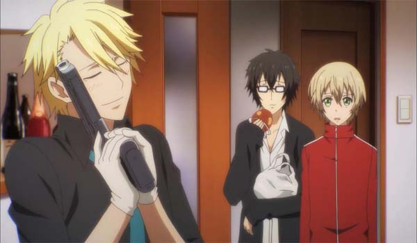 Aoharu\ X\ Kikanjuu\ masamune\ and\ his\ gun
