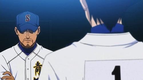 Diamond\ no\ Ace\:\ Second\ Season\ Grab\ some\ bench