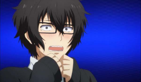 Aoharu X Kikanjuu toru scared