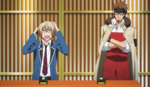 Aoharu X Kikanjuu hotaru frustrated