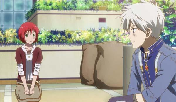 shirayuki taking exam akagami no shirayuki