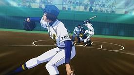 Diamond no Ace: Second SeasonYou mean he's actually gonna throw the damn ball?