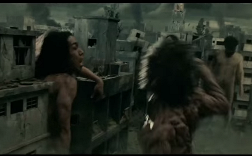 attack on titan movie live action