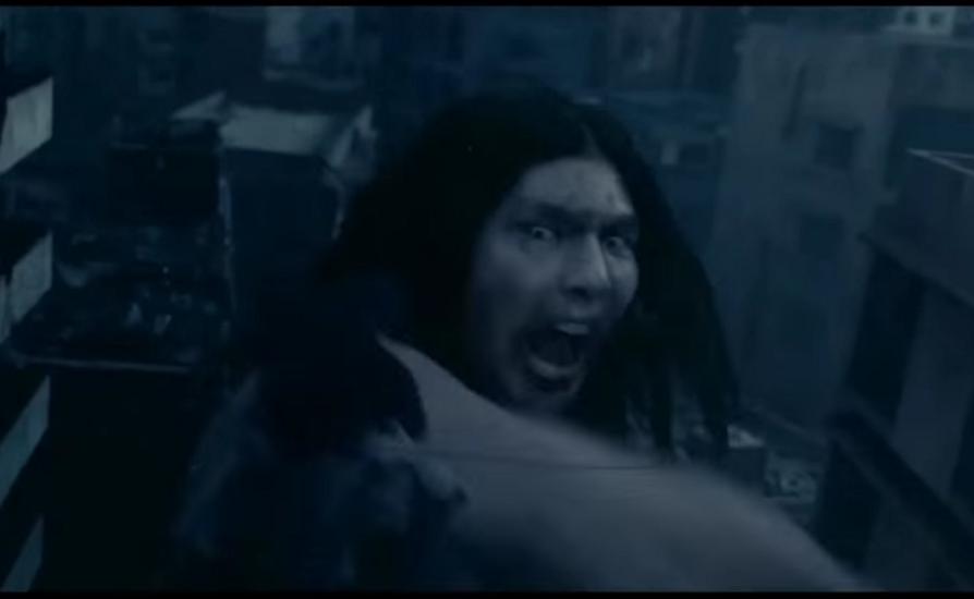 attack on titan movie live action screencap