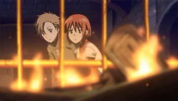 Shirayuki Fireplace Akagami no Shirayukihime