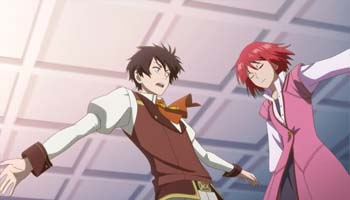 Shirayuki Fights Back Akagami no