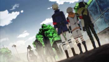 Team Midori Team Masamune Aoharu x Kikanjuu
