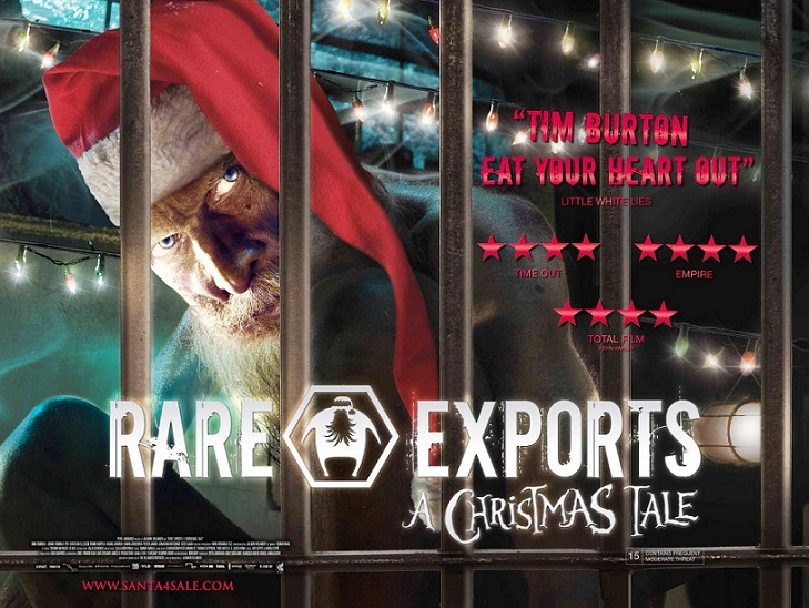 rare exports a christmas tale finland