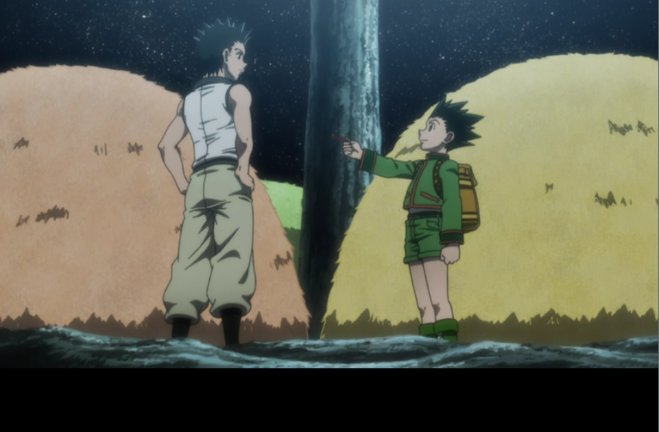 Hunter X Hunter: Gon and Ging