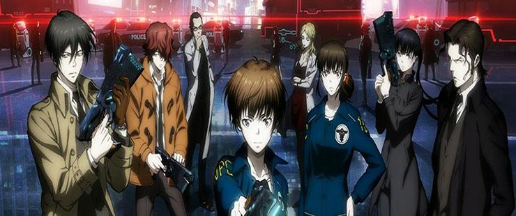Psycho-Pass Unit 1 team season two Mika Shimotsuki Kamui Kirito Sho Hinakawa