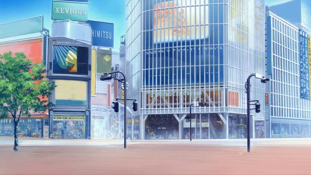 iDOLM@STER: Cinderella Girls Shibuya Scramble