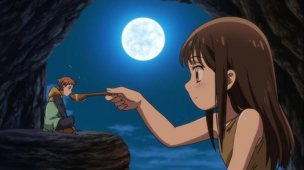 Nanatsu No Taizai King with Diane