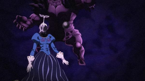 Nanatsu No Taizai Merlin in her armor