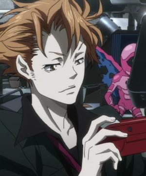 Psycho-Pass - Shuusei Kagari gaming