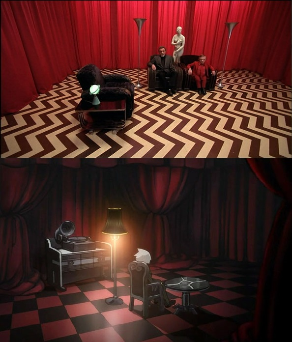 Soul Eater Soul's red room dream